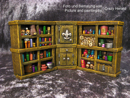 Escenografia Fantasy de Thormarillion Alchemie_eck2