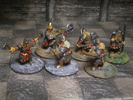 Six Dwarven Fighters