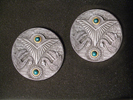 Elven palace II bases (2 pieces)