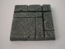 Stone floor II bases, big (4 pieces)