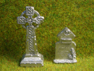Gravestones (Celtic-Cross)