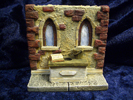 Castle Toilet (small diorama)