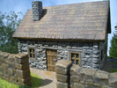 Fieldstone cottage (constr. kit)