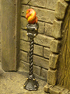 Candelabra (4 pieces)