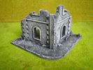 Ruined modular Building (A)