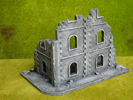 Ruined modular Building (D)