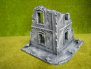 Ruined modular Building (F)