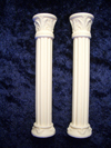 Column with an ornate capital (2 Pieces)