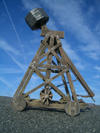 Trebuchet (with functioning machinery)