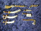 Weapons (Set 1)