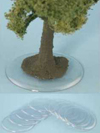 ZITERDES Tree Bases, transparent