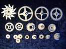 Cogwheels (18 pieces)