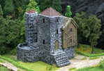 Dwarven Blacksmith house